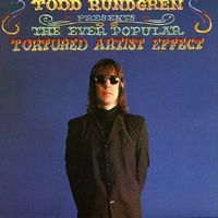 The Ever Popular Tortured Artist Effect by RUNDGREN, TODD album cover