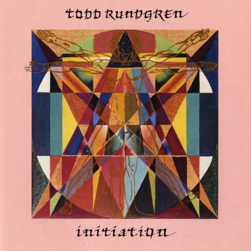 Initiation by RUNDGREN, TODD album cover