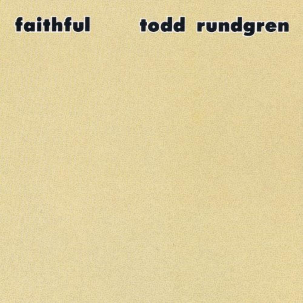 Faithful by RUNDGREN, TODD album cover