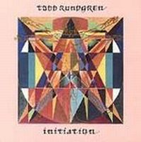Todd Rundgren - Initiation CD (album) cover