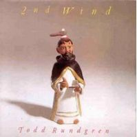 Todd Rundgren 2nd Wind album cover