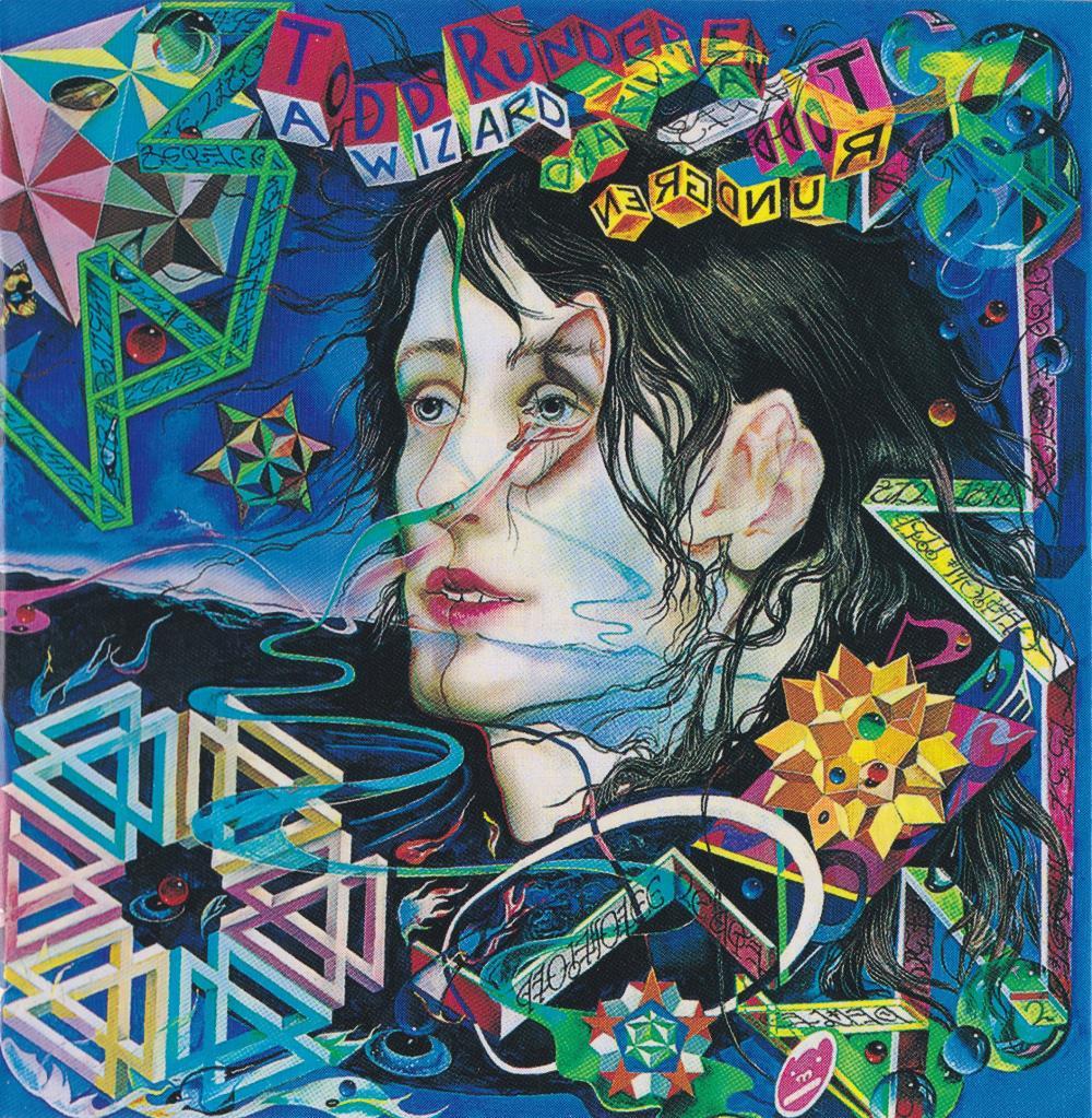 A Wizard, a True Star by RUNDGREN, TODD album cover
