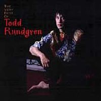 Todd Rundgren - The Very Best of Todd Rundgren CD (album) cover