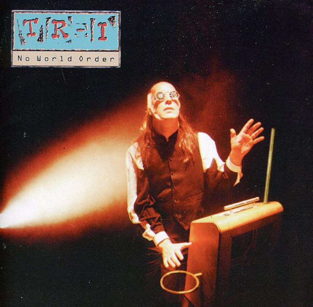 Todd Rundgren - No World Order CD (album) cover