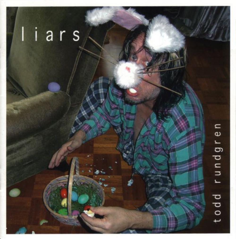 Todd Rundgren - Liars CD (album) cover