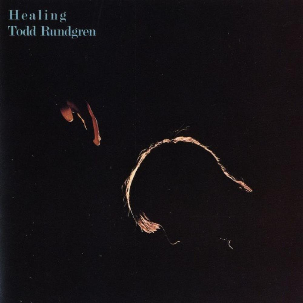 Healing by RUNDGREN, TODD album cover