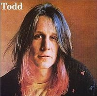 Todd by RUNDGREN, TODD album cover