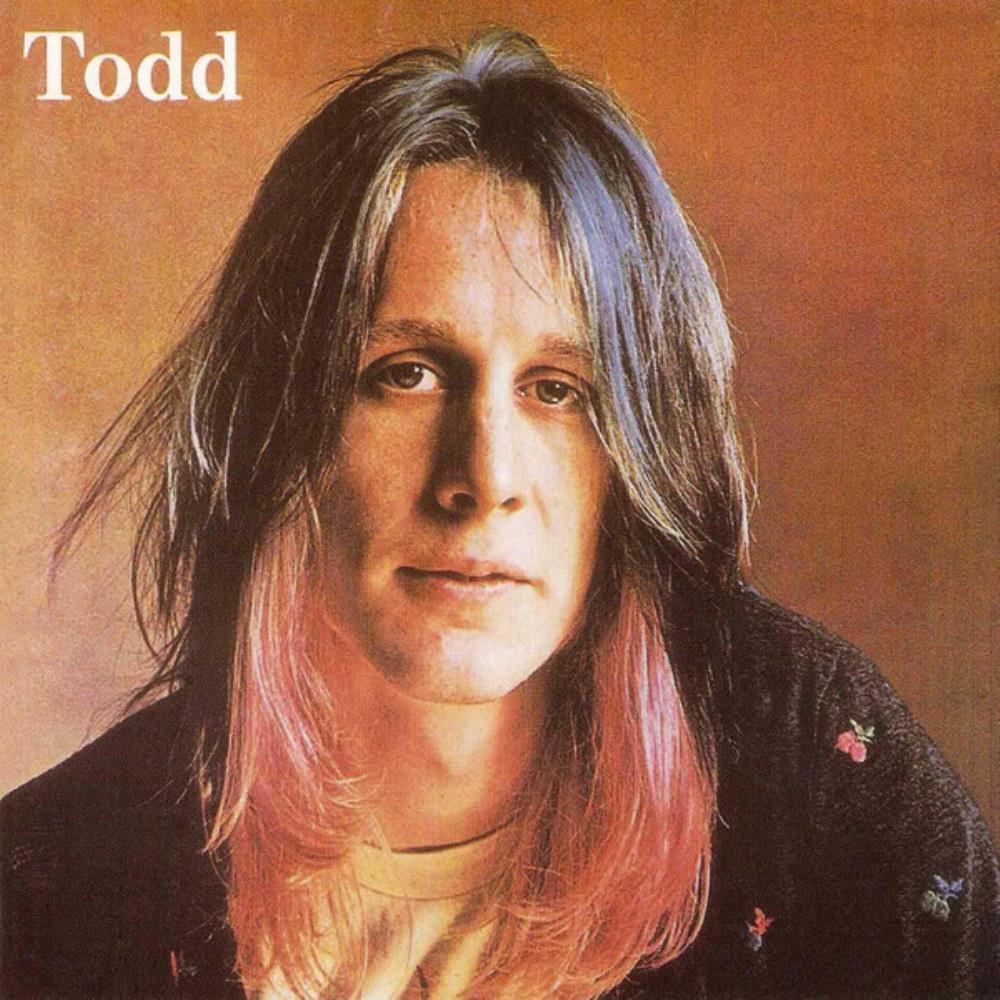 Todd by RUNDGREN, TODD album cover