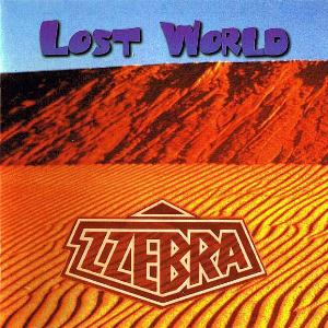 Lost World by ZZEBRA album cover