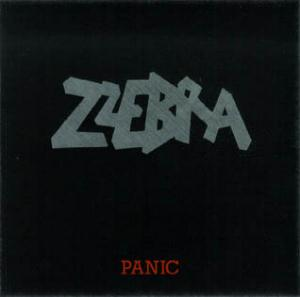 Zzebra - Panic CD (album) cover