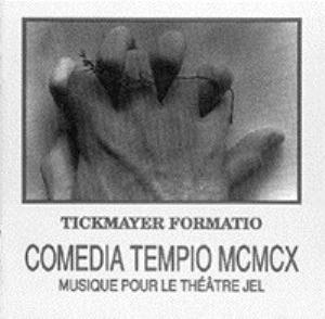 Stevan Kovacs Tickmayer Comedia Tempio (Tickmayer Formatio) album cover