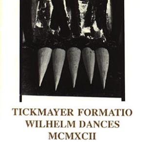 Stevan Kovacs Tickmayer Wilhelm Dances MCMXCII (Tickmayer Formatio) album cover
