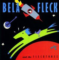 Bela Fleck and The Flecktones - B�la Fleck and the Flecktones CD (album) cover