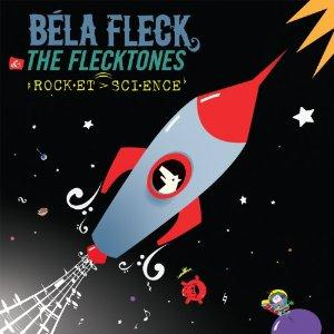 Bela Fleck and The Flecktones - Rocket Science CD (album) cover