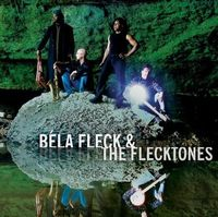 Bela Fleck and The Flecktones The Hidden Land album cover