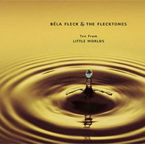 Bela Fleck and The Flecktones Ten From Little Worlds album cover