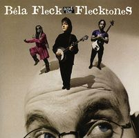 Bela Fleck and The Flecktones - Left of Cool CD (album) cover