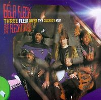 Bela Fleck and The Flecktones - Three Flew Over the Cuckoo's Nest CD (album) cover