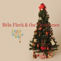 Bela Fleck and The Flecktones Jingle All the Way album cover