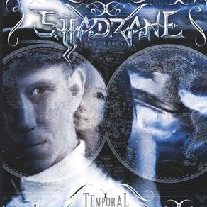 Temporal by SHADRANE album cover
