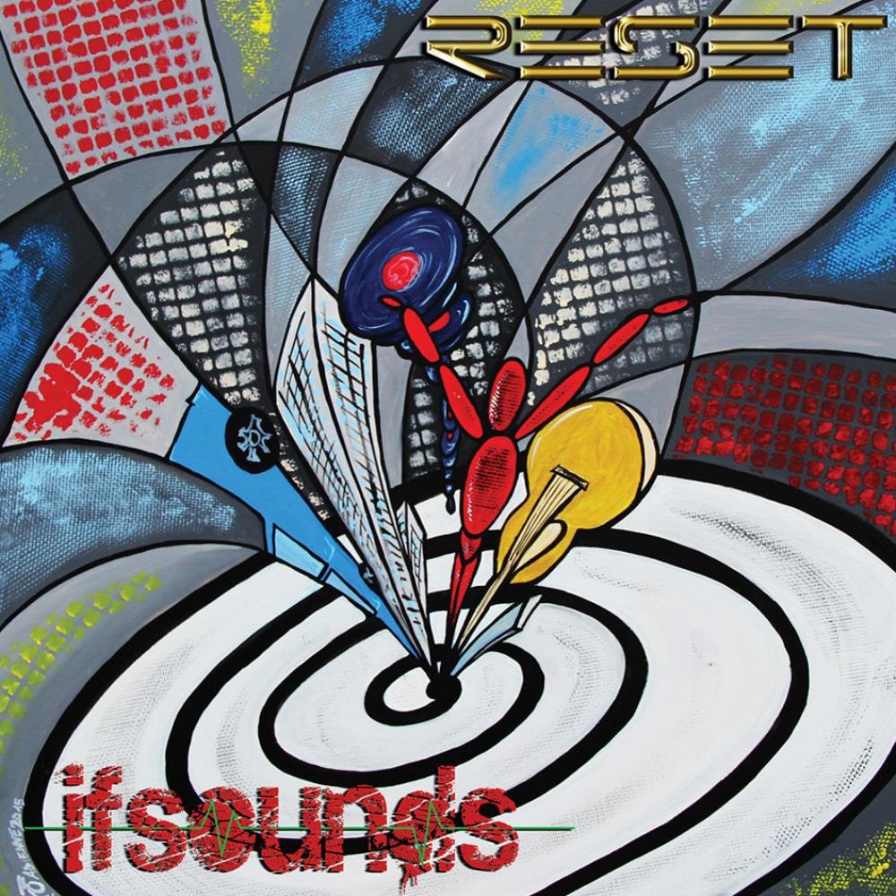 Reset by IF / IFSOUNDS album cover