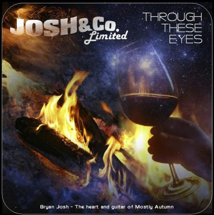 Bryan Josh - Through These Eyes CD (album) cover