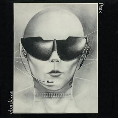 Peak - Ebondàzzar CD (album) cover
