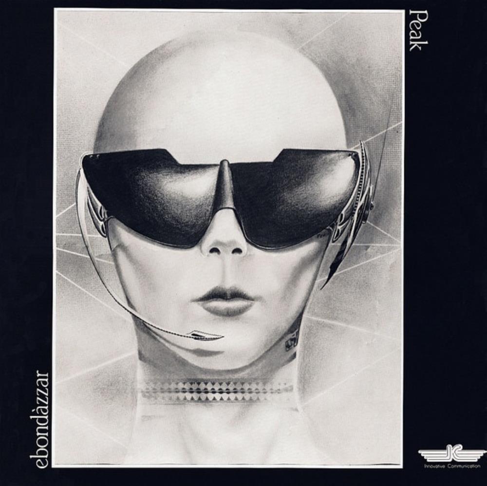 Ebondàzzar by PEAK album cover