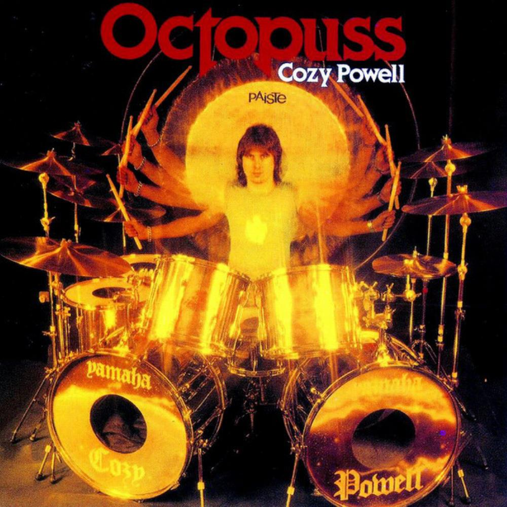 Octopuss by POWELL, COZY album cover