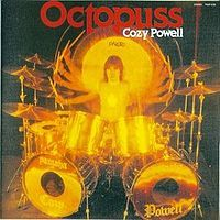 Cozy Powell - Octopuss CD (album) cover