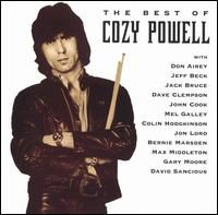 Cozy Powell The Very Best of Cozy Powell album cover