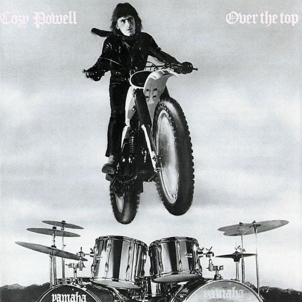 Over The Top by POWELL, COZY album cover