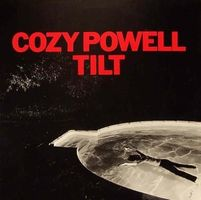 Cozy Powell Tilt album cover