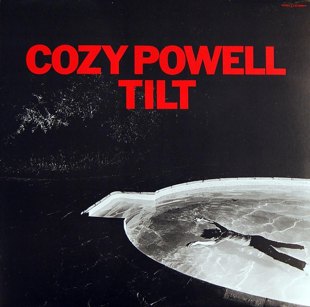 Tilt by POWELL, COZY album cover