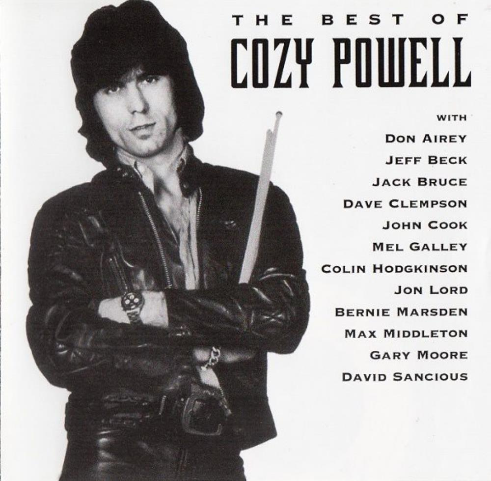 The Best of Cozy Powell by POWELL, COZY album cover