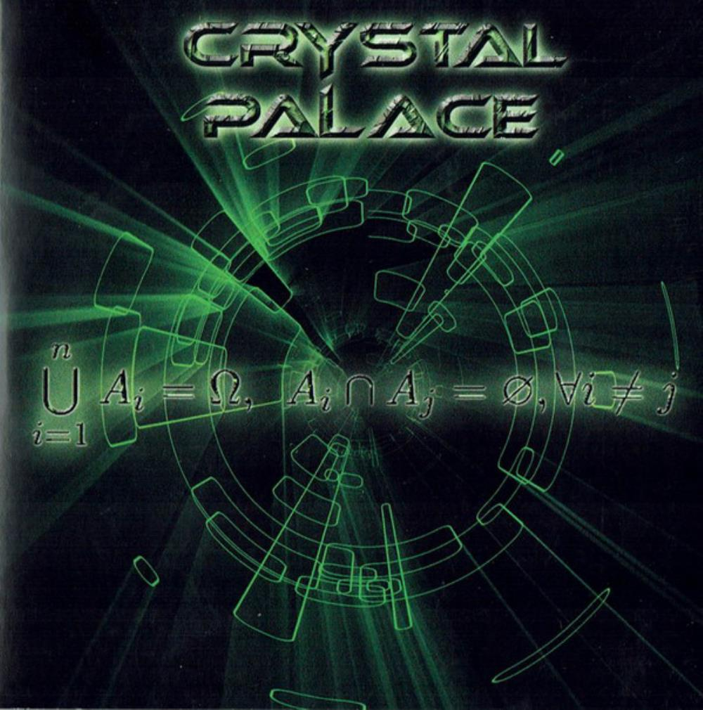 Crystal Palace - The System Of Events CD (album) cover