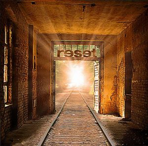 Crystal Palace Reset album cover