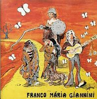 Affresco by GIANNINI, FRANCO MARIA album cover