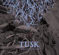 Tusk The Resisting Dreamer album cover