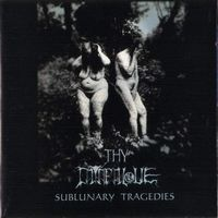 Sublunary Tragedies by THY CATAFALQUE album cover