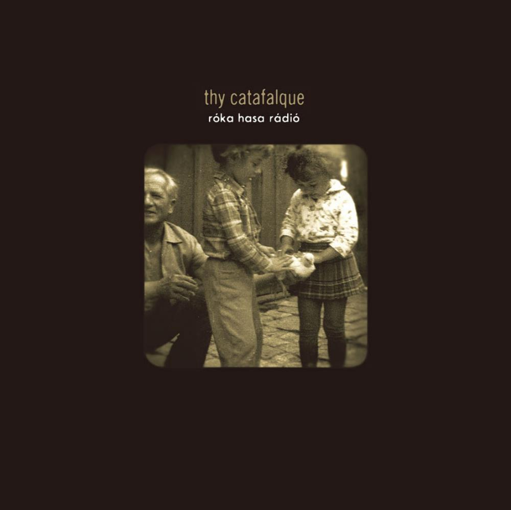 Róka Hasa Rádió by THY CATAFALQUE album cover
