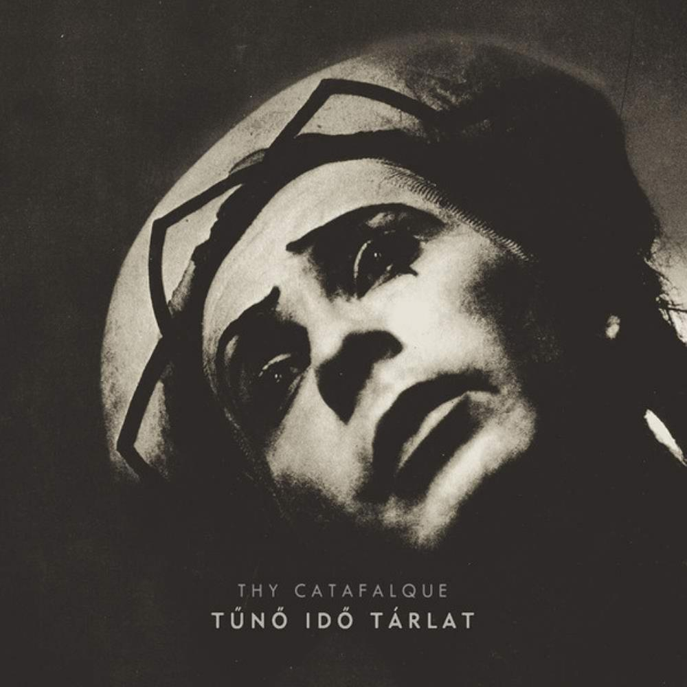 Thy Catafalque - Tűnő Idő Tárlat CD (album) cover