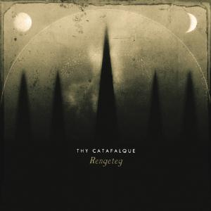 Thy Catafalque - Rengeteg CD (album) cover
