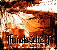 Thanatoschizo Turbulence album cover
