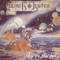 Diary of a Blind Angel by BLACK JESTER album cover