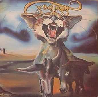 Cybotron - Cybotron CD (album) cover
