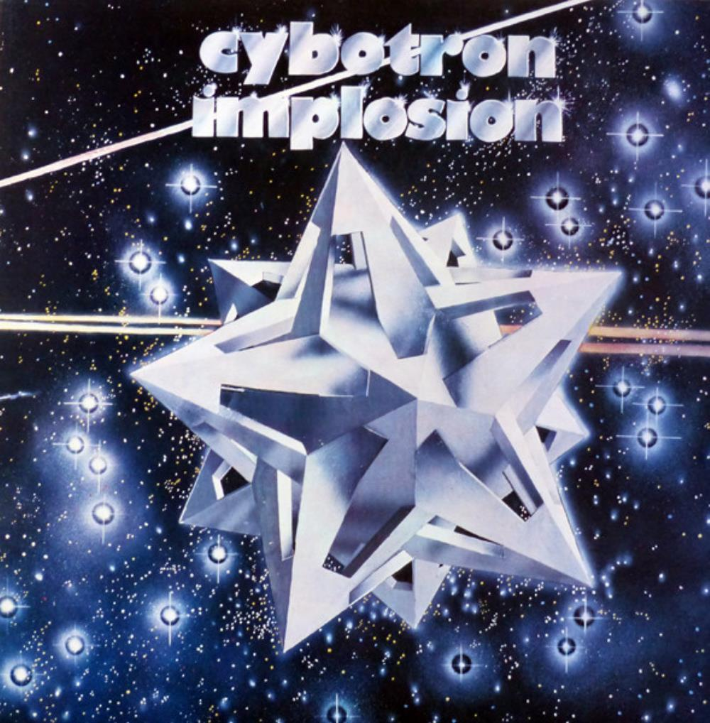 Cybotron - Implosion CD (album) cover