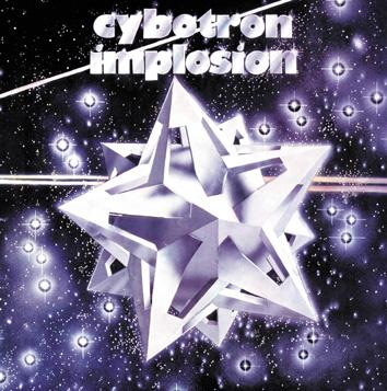 Cybotron Implosion album cover
