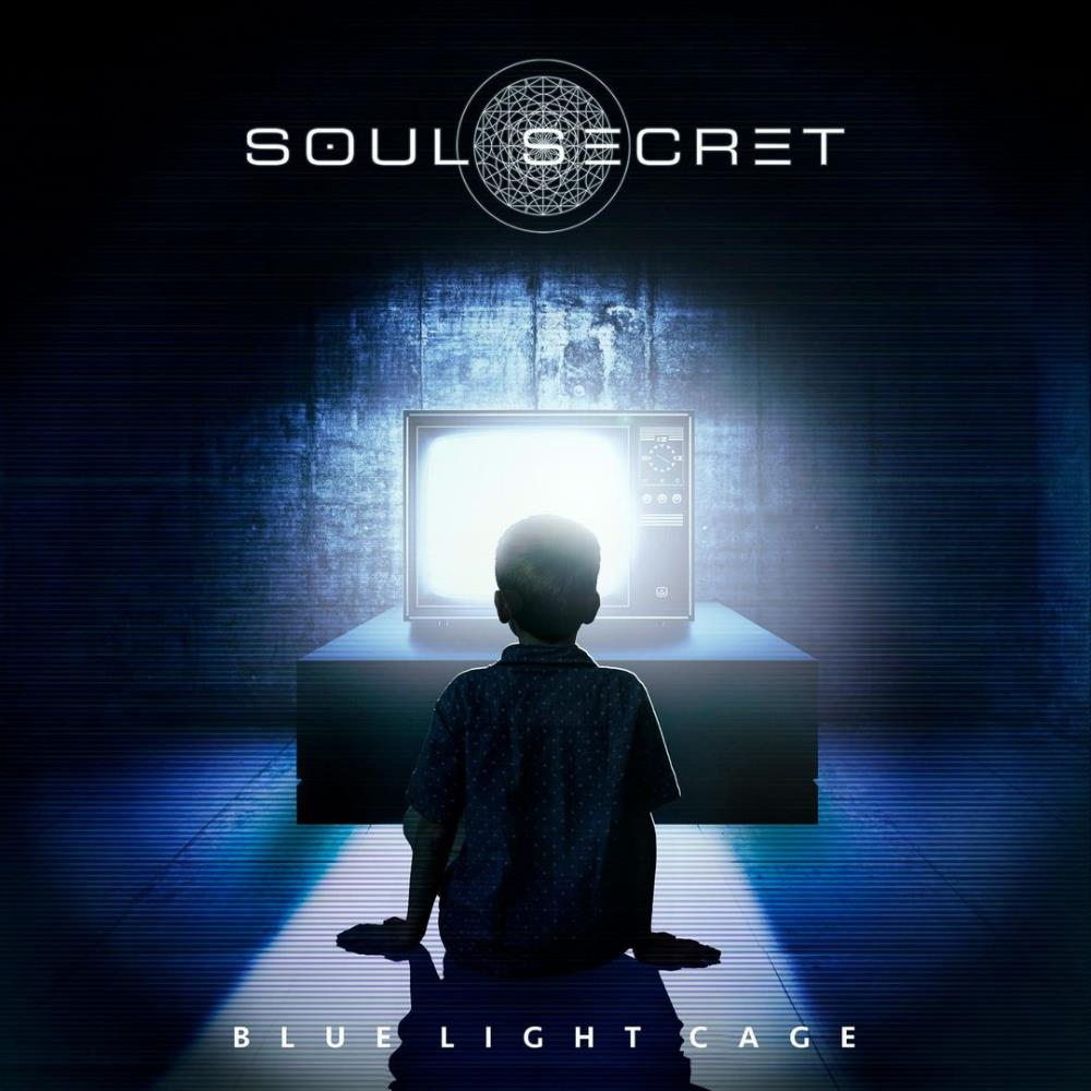 Soul Secret Blue Light Cage album cover