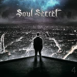 4 by SOUL SECRET album cover